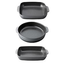 BergHOFF Gem 3-piece Stoneware Bake Set