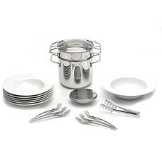 BergHOFF International Studio 20-piece 18-10 Stainless Steel Pasta Set