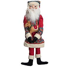 Berkeley Santa Figurine