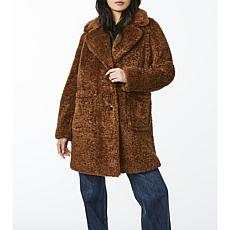 Bernardo Faux Fur Coat
