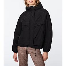 Bernardo Recycled Nylon Short Technical Jacket
