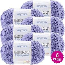 Bernat Pipsqueak Yarn 6-pack - Grape