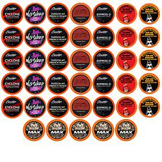 Best of the Best Coffee Pods Variety Pack 40 Count - Strong