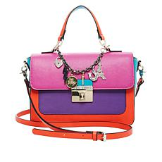 "Betsey Johnson ""Charmed I'm Sure"" Satchel"