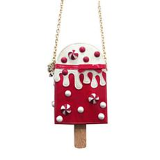 Betsey Johnson Peppermint Pop Crossbody