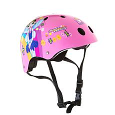 Bike USA Titan Flower Princess Girl's Helmet - S-M