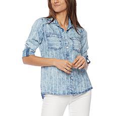 Billy T Split Back Shirt