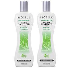 BioSilk Moisturizing Hand Sanitizer 2-pack