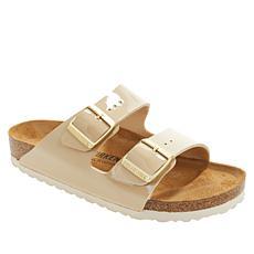 Birkenstock Arizona Patent Two-Strap Comfort Sandal