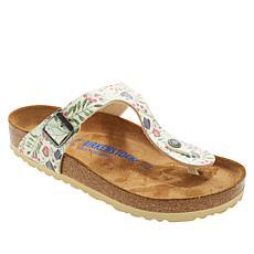 f821e0156670 Birkenstock Gizeh Meadow Flowers Thong Sandal