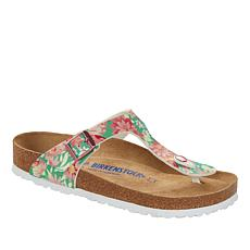 Birkenstock Gizeh Supernatural Flowers Soft Footbed Sandal