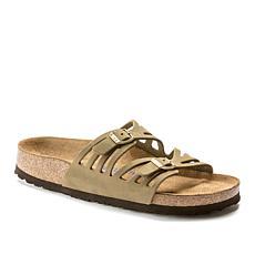 Birkenstock Granada Soft Footbed Leather Sandal