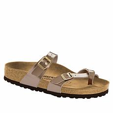 Birkenstock Mayari Metallic Stones Toe-Loop Sandal