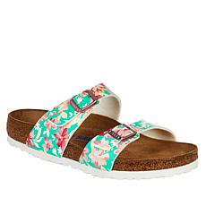 Birkenstock Sydney Supernatural Flowers Soft Footbed Sandal