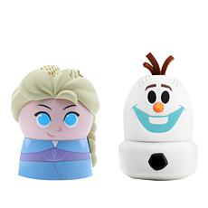Bitty Boomers Disney Elsa & Olaf Bluetooth Speaker 2-pack
