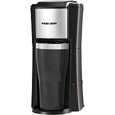 Black & Decker Single Serve Coffee Maker