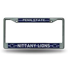 """""""Bling"""" License Plate Frame - Penn State University"""