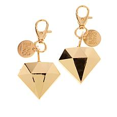 Bling Sting Personal Alarm Keychain 2-pack