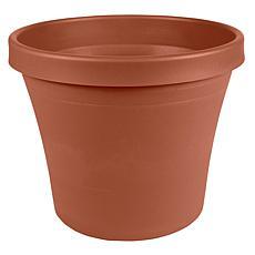 "Bloem 8-Gallon Terra Pot Poly Resin Plastic Planter - 17-1/4"""