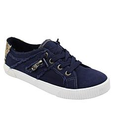Blowfish Malibu Fruit Washed Canvas Lace-Up Sneaker
