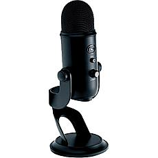 Blue Microphones Yeti USB Recording & Streaming Microphone - Blackout