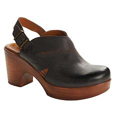 b.o.c. Gwen Leather Clog Mule