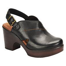 b.o.c. Gwen Leather Clog Mule