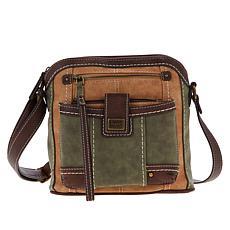 b.o.c. Heathcote Crossbody Bag with Wristlet
