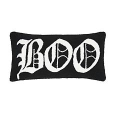 Boo Hooked Pillow
