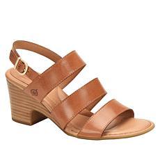 Born® Fulda Leather Dress Sandal