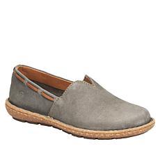 Born Naya Nubuck Leather Loafer