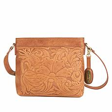 918b274791 Born Tooled Leather Crossbody