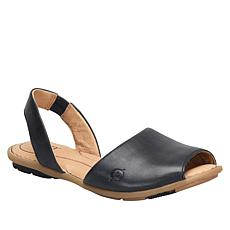 Born® Trang Leather Slingback Sandal