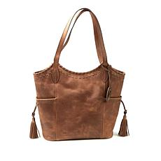 Born® Vallejo Distressed Leather Tote