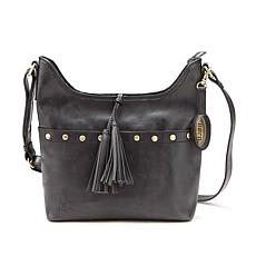 Born Wantworth Studded Leather Crossbody