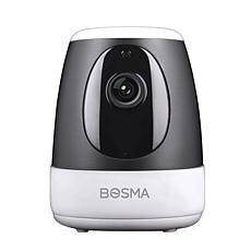 Bosma XC Connect 1080p HD Indoor Wi-Fi Smart 360° Pan Security Camera
