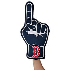 Boston Red Sox Plushlete Fan Finger Pillow