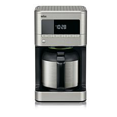 Braun BrewSense 10-Cup Drip Coffee Maker