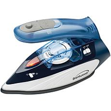 Brentwood Appliances Dual-Voltage Nonstick Travel Steam Iron
