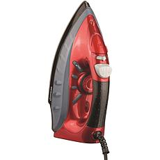 Brentwood Appliances Full-Size Nonstick Steam Iron - Red