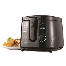 Brentwood DF-725 1500w 12-Cup Electric Deep Fryer, Black