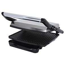 Brentwood Select Compact Non-Stick Panini Press & Sandwich Maker