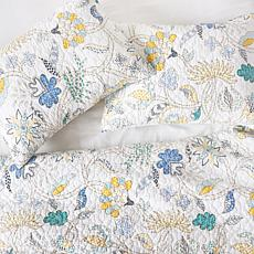 Brie Lagoon Twin Quilt