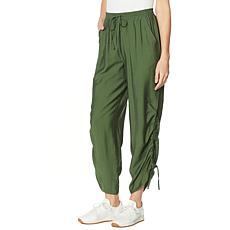Brittany Humble Convertible Wide-Leg Pant
