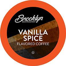 Brooklyn Bean Vanilla Spice Coffee Pods - 40 Count