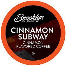 Brooklyn Beans Cinnamon Subway Coffee Pods 72-count