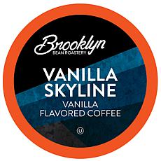 Brooklyn Beans Vanilla Skyline Coffee Pods for 2.0 K-Cup, 72-Count