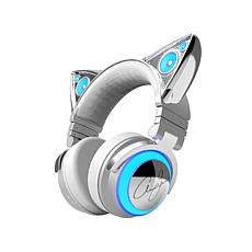 Brookstone® Ariana Grande Wireless Cat Ear Headphones