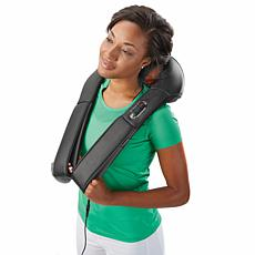 Brookstone® Shiatsu Neck & Back Massager with Heat