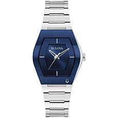 Bulova Futuro Stainless Steel Women's Bracelet Watch